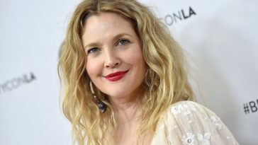 Drew Barrymore Actrice