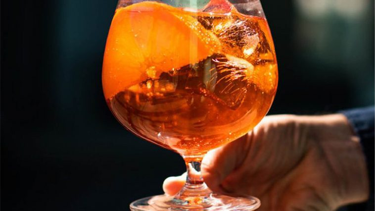 cocktail Aperol Spritz
