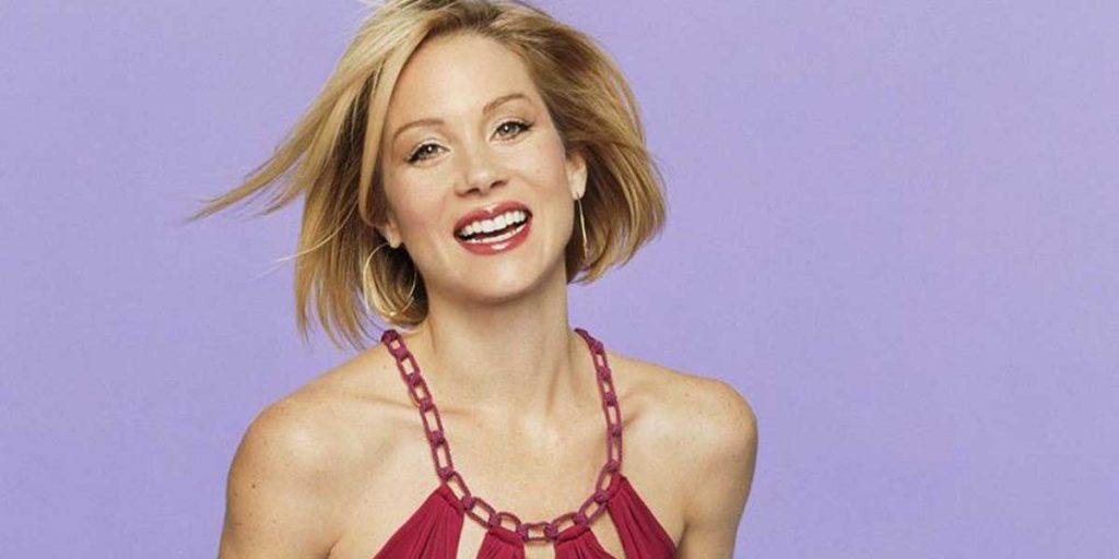 christina applegate diet and exercise